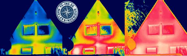 Thermografie hamburg Blower Door Messung Immobiliemakler Verkauf Wohnung Vemietung Schenefeld Haus