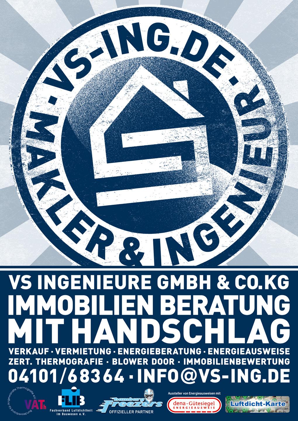 Verkauf Immobilien Thermografie Hamburg Blower Door Messung Immobilienbewertung Elmshorn