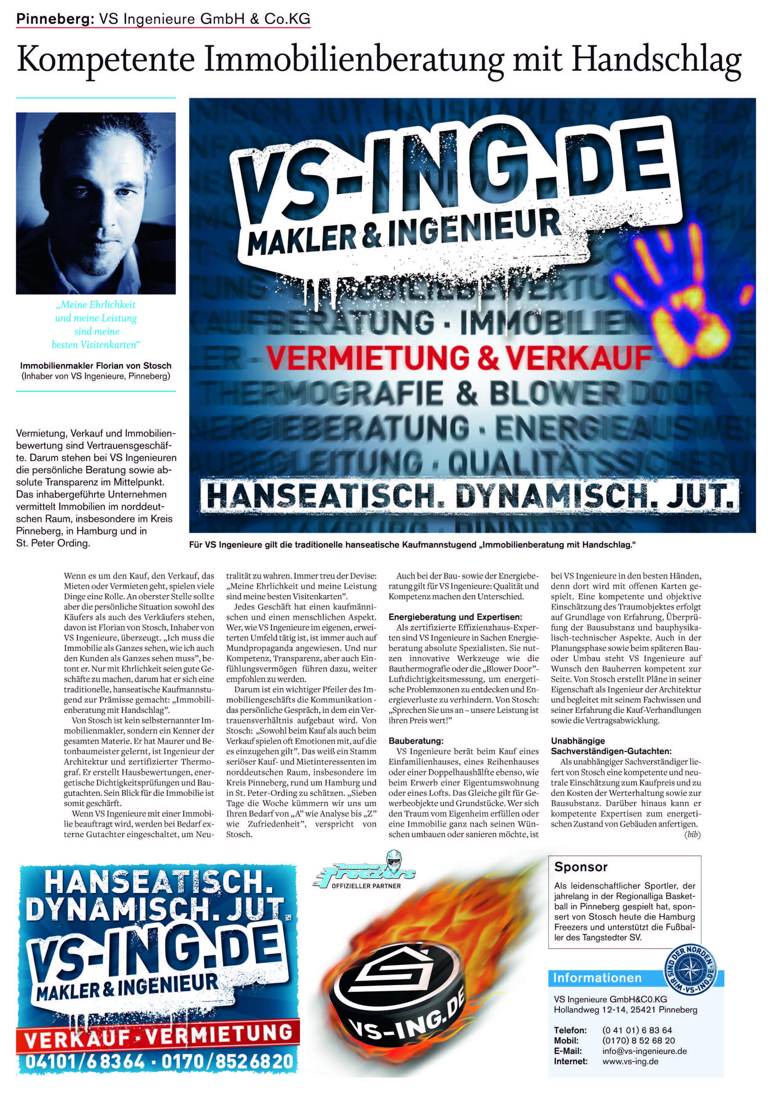 ImmobilienmaklerHamburg Pinneberg Elmshorn Verkauf Wohnung Immobilienberatung