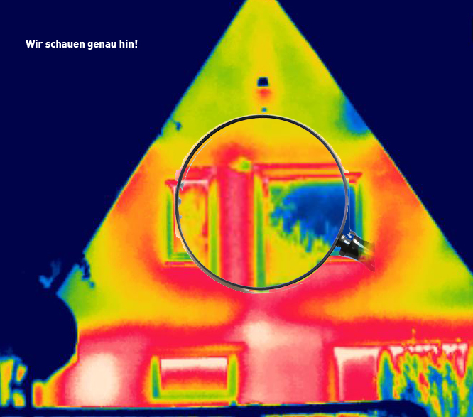 Immobilienkaufberatung Thermografie Blower Door Messung
