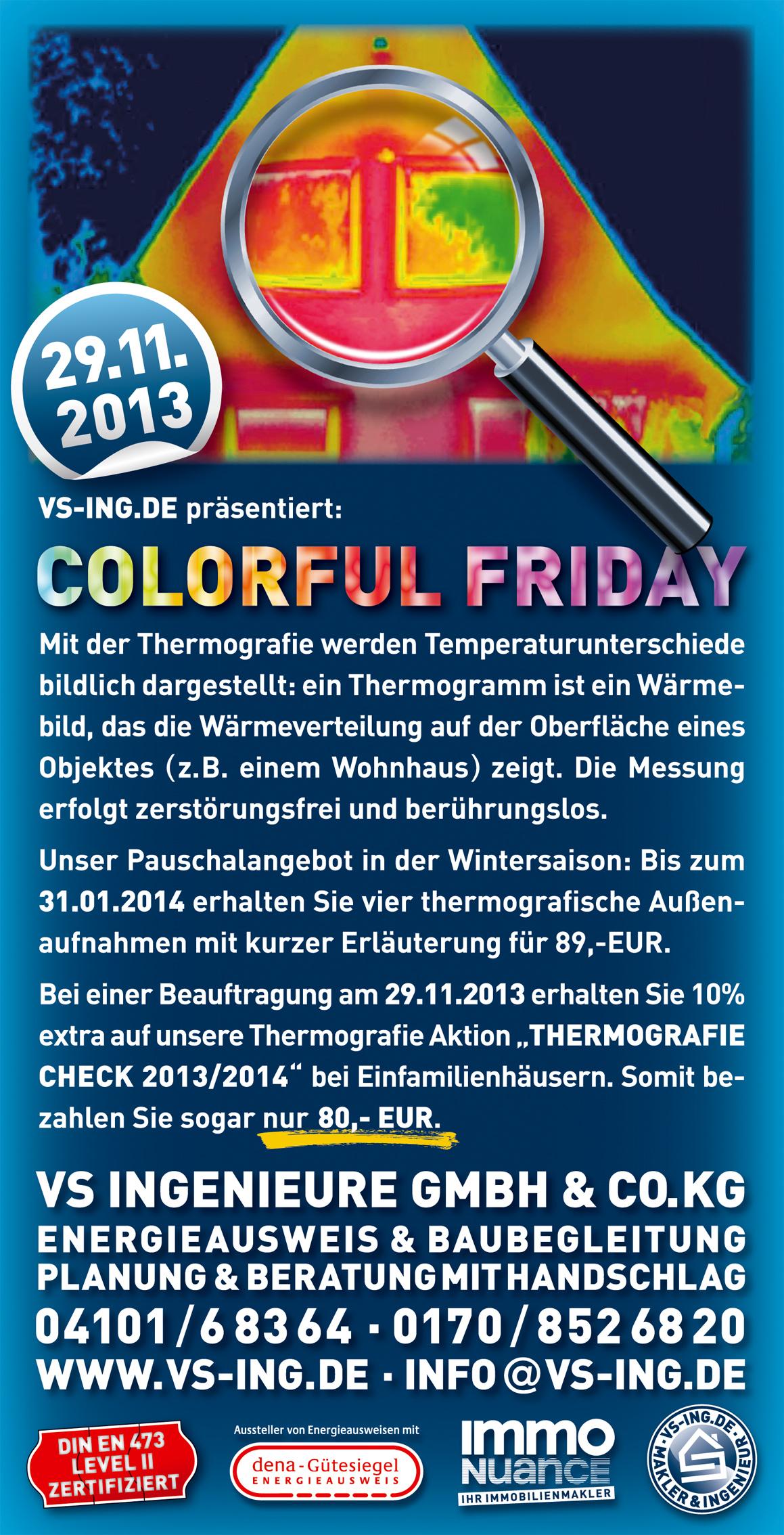 Thermografie Check Wärmebild Haus Gebäude Nergieverluste Gutachter Zertifiziert Sachverständige Thermographie